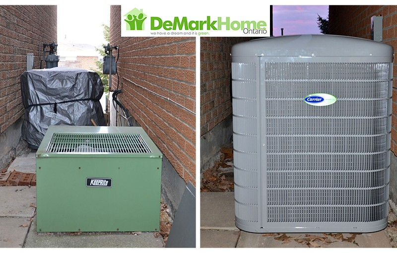Carrier-AC-Installed-DeMark-Home-Ontario